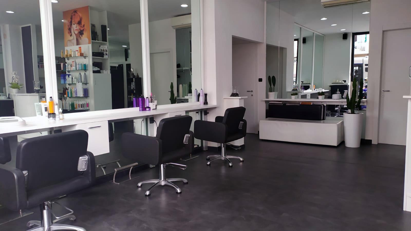 Salone parrucchiere Etica Le Griffe